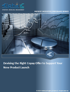 Alpha1C Devising the Right Copay Offer to Support Your Product Launch White Paper